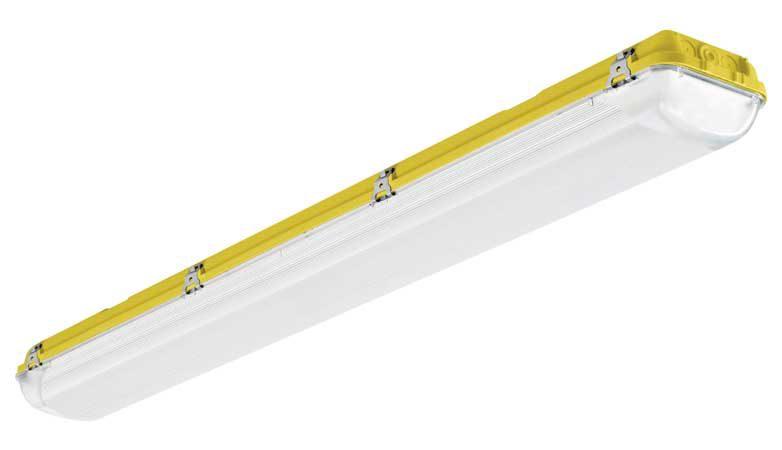 ATEX LED lichtlijn