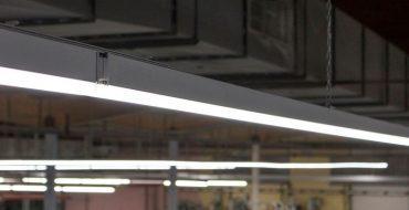 LED lichtband systemen